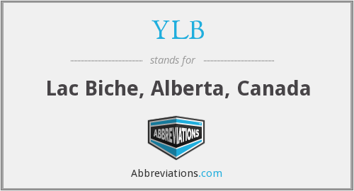 What does YLB stand for?