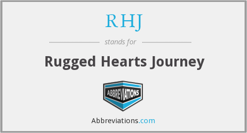 What does RHJ stand for?