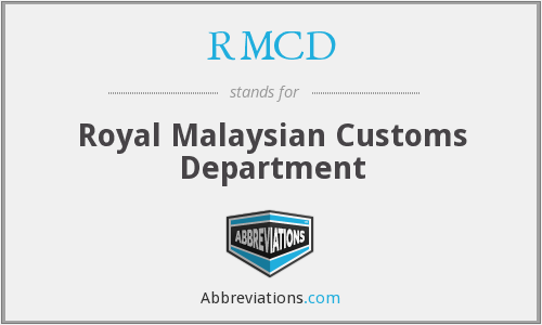 What does RMCD stand for?