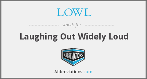 What does LOWL stand for?