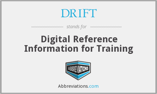 What does DRIFT stand for?