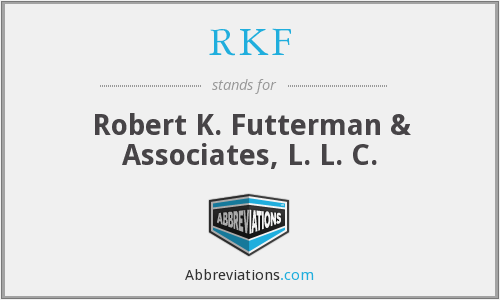 What does RKF stand for?