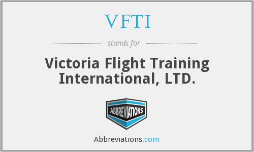 What does VFTI stand for?