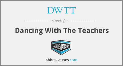 What does DWTT stand for?