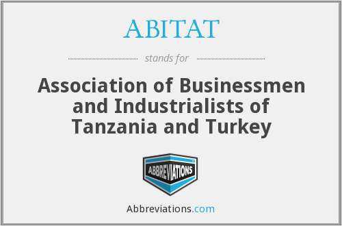 What does ABITAT stand for?
