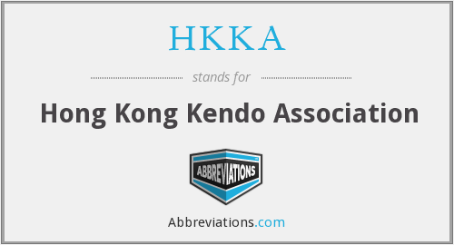 What does HKKA stand for?