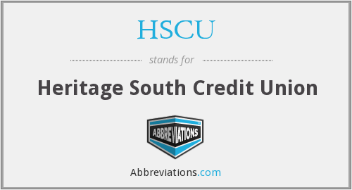 What does HSCU stand for?