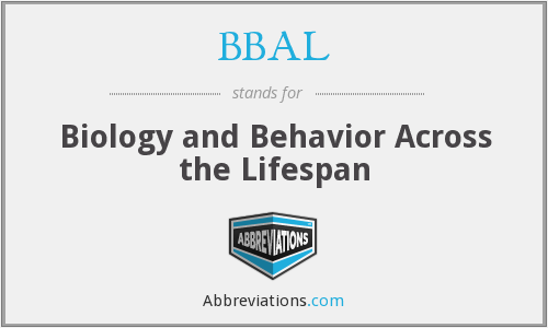 What does BBAL stand for?