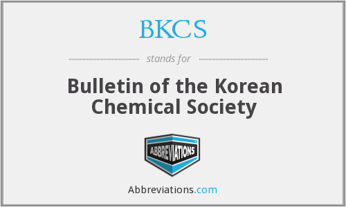 What does BKCS stand for?