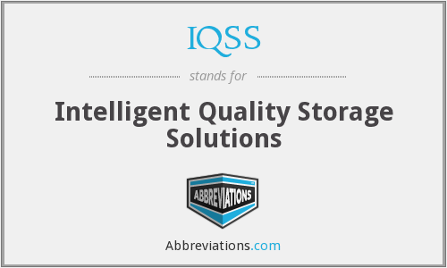 What does IQSS stand for?