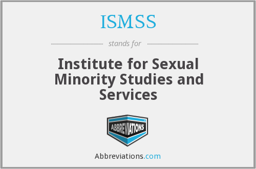What does ISMSS stand for?