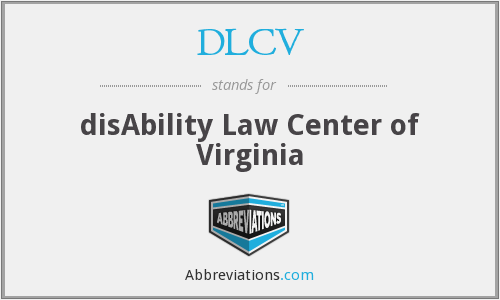 What does DLCV stand for?