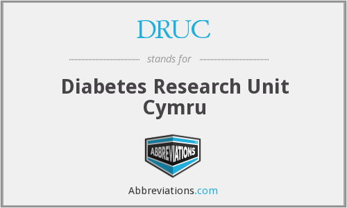 What does DRUC stand for?