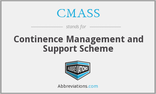 What does CMASS stand for?