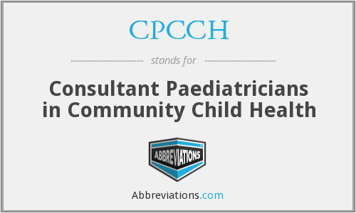 What does CPCCH stand for?