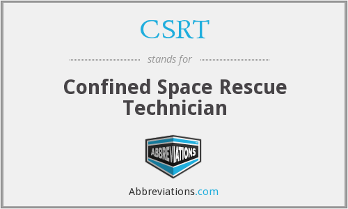 What does CSRT stand for?