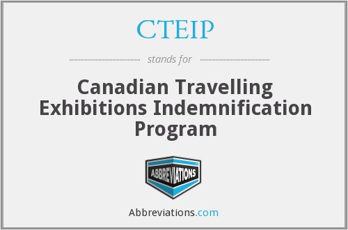 What does CTEIP stand for?