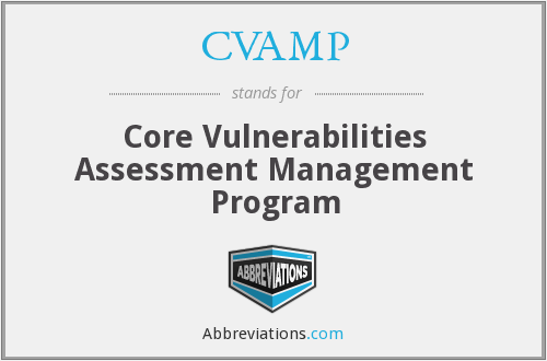 What does CVAMP stand for?