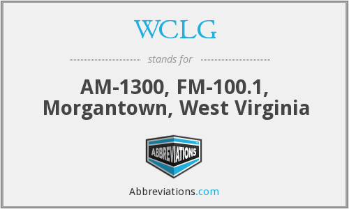 What does WCLG stand for?