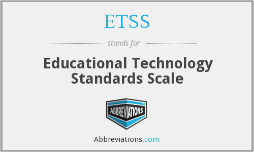 What does ETSS stand for?