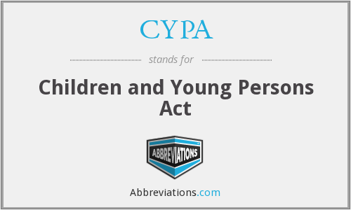 What does CYPA stand for?