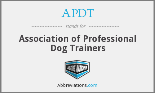 What does APDT stand for?