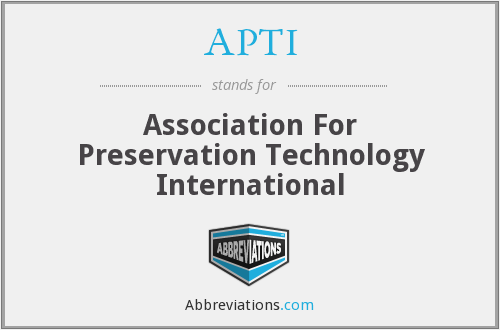What does APTI stand for?