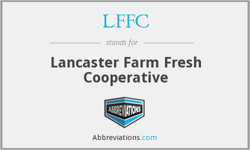 What does LFFC stand for?