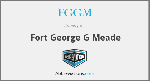 What does FGGM stand for?