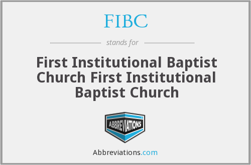 What does FIBC stand for?