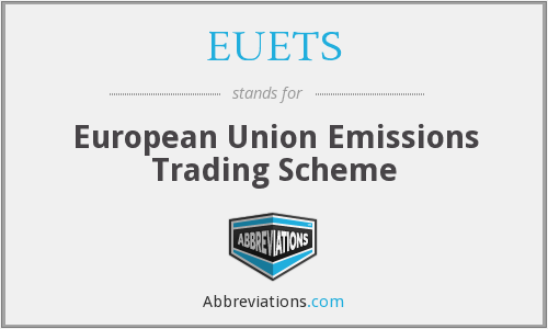 What does EUETS stand for?