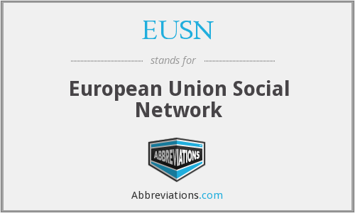 What does EUSN stand for?