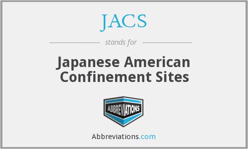 What does JACS stand for?