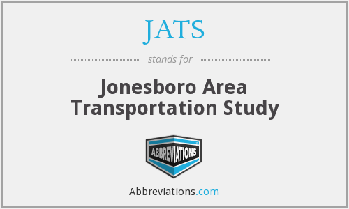 What does JATS stand for?