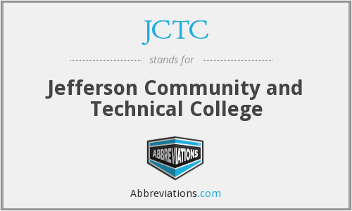 What does JCTC stand for?