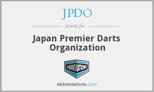 What does JPDO stand for?