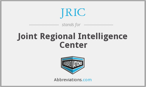What does JRIC stand for?