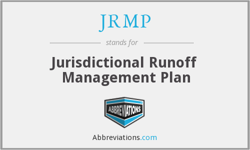 What does JRMP stand for?