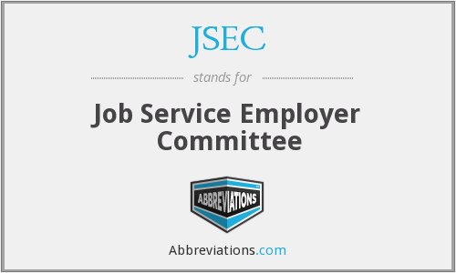 What does JSEC stand for?