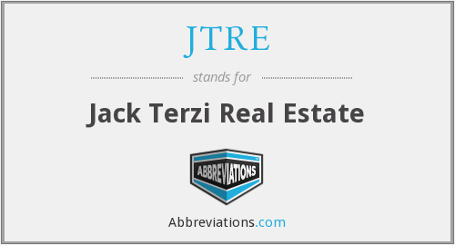 What does JTRE stand for?