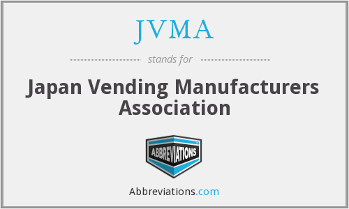 What does JVMA stand for?