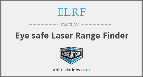 What does ELRF stand for?