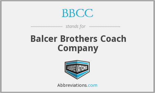 What does BBCC stand for?