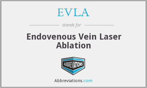 What does EVLA stand for?