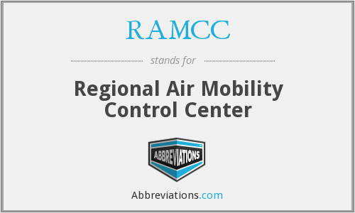 What does RAMCC stand for?