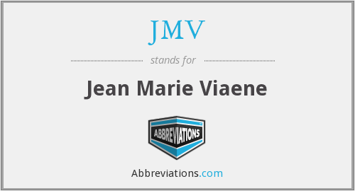 What does JMV stand for?