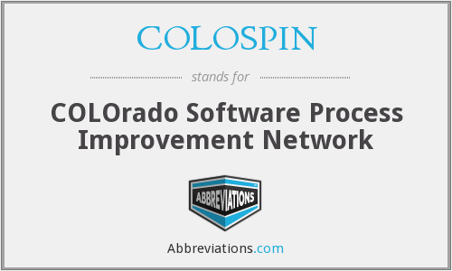 What does COLOSPIN stand for?
