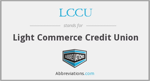 What does LCCU stand for?