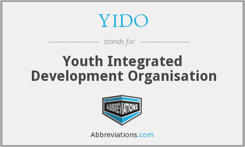 What does YIDO stand for?