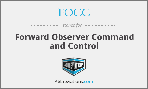 What does FOCC stand for?